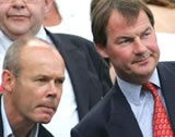 Sir Clive Woodward, Rupert Lowe